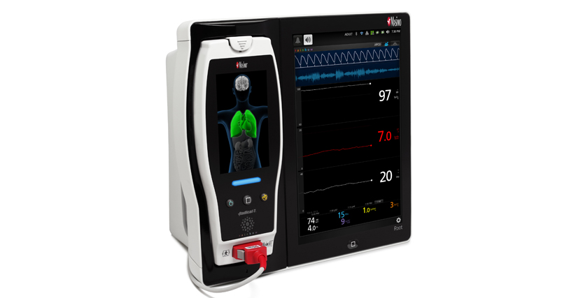 Masimo Root Patient Monitor Amp Connectivity Platform Vetland